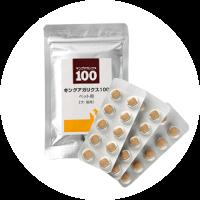 キングアガリクス100 犬 病気3